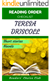 Reading order checklist: Teresa Driscoll - Series read order: Short stories , Novels