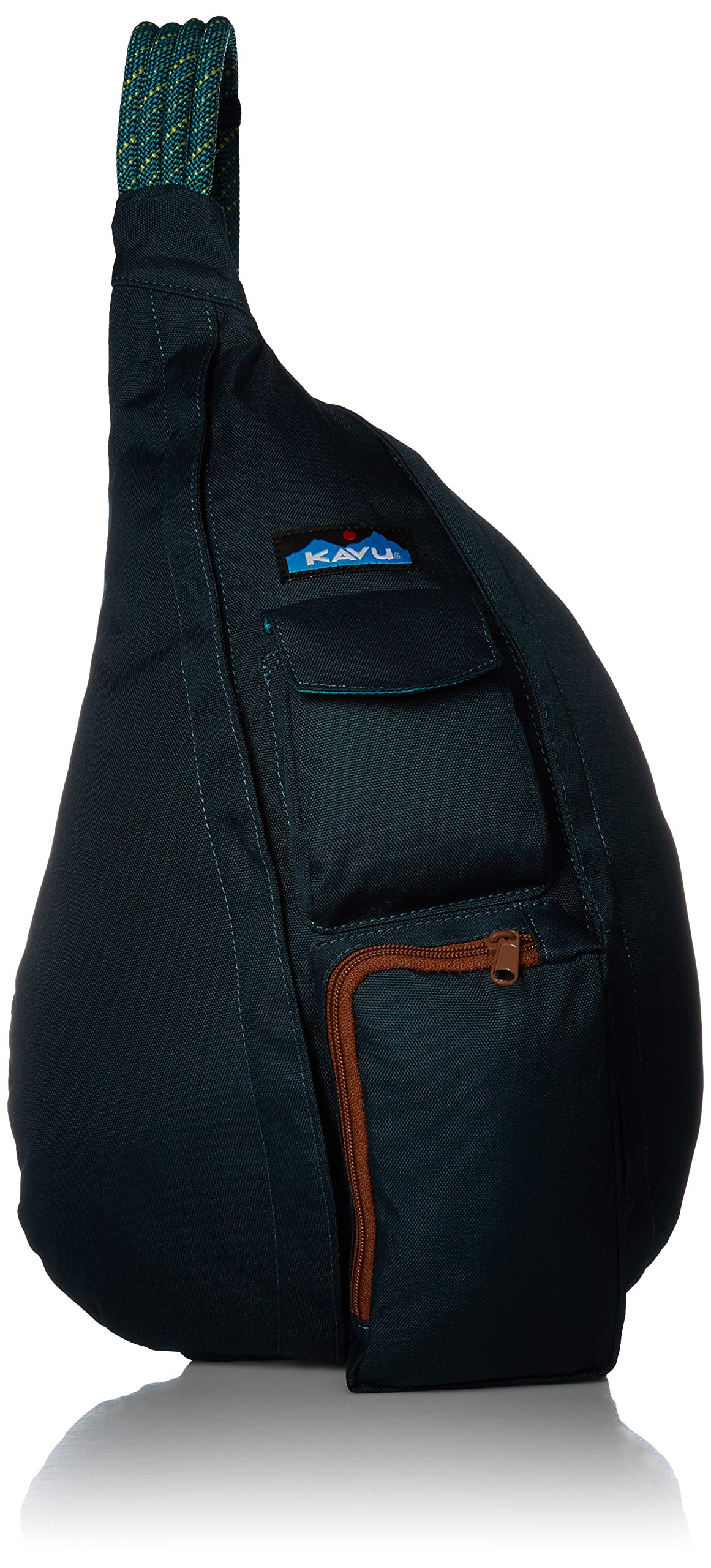 KAVU Women's Rope Sling Outdoor Backpacks, One Size, Dark Forest