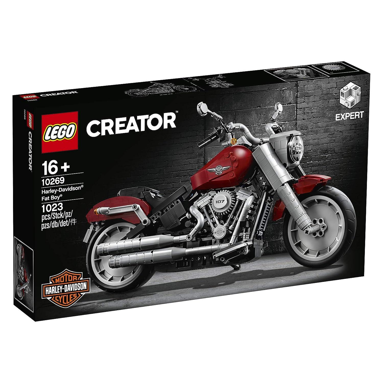 Multicolor LEGO Creator 10269/Confidential