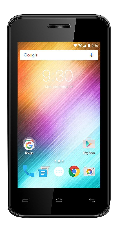 Logicom L-Ement 403 - Smartphone Libre 3G+ (Pantalla: 4Pulgadas, 8GB, Doble Micro SIM, Android 6)