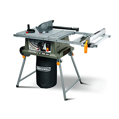 Terrific Rockwell Rk7241S Table Saw With Laser Home Interior And Landscaping Ologienasavecom