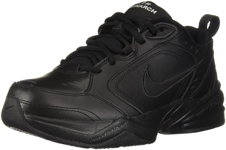 Nike Air Monarch IV, Zapatillas de Deporte para Hombre 42 EU Black / Black