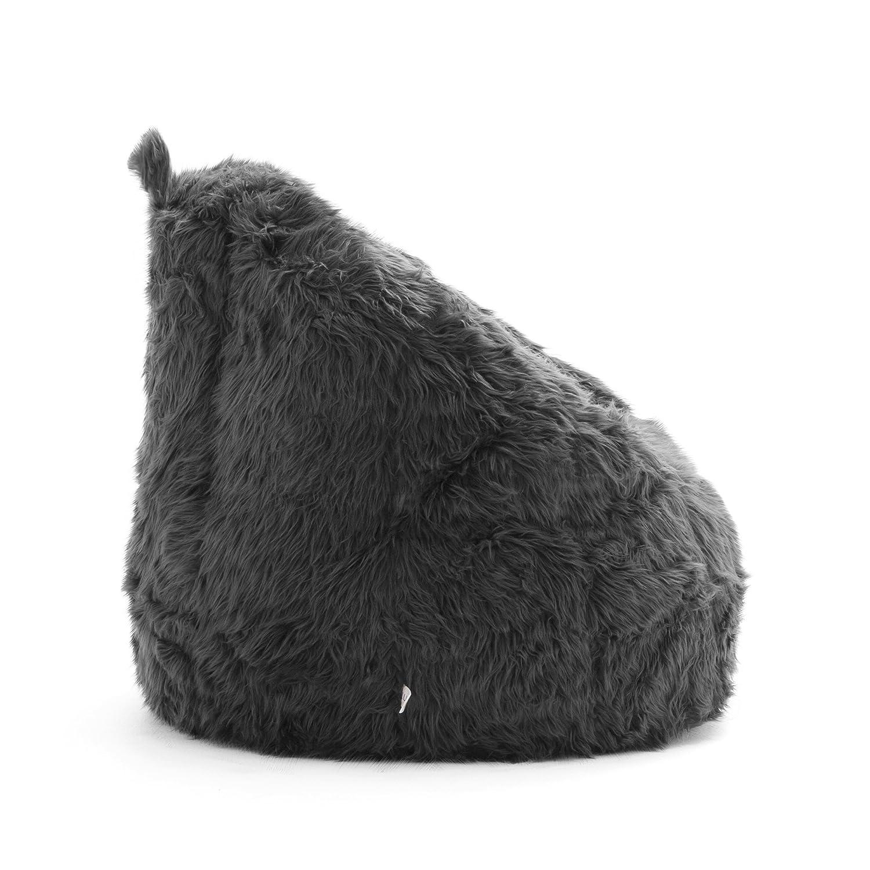 Big Joe Lux Milano in Shag Black