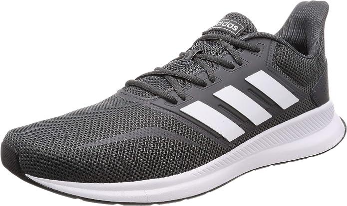 adidas Falcon, Zapatillas de Running para Hombre, Gris Grey ...