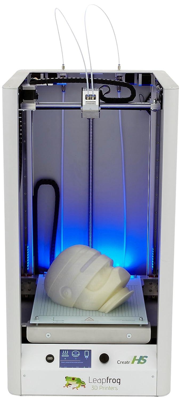 Leapfrog A-01-78 Creatr HS XL - Impresora 3D: Amazon.es: Industria ...