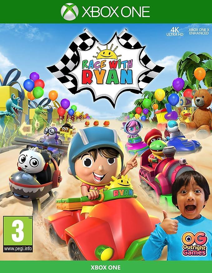 Race with Ryan - Xbox One [Importación inglesa]: Amazon.es: Videojuegos