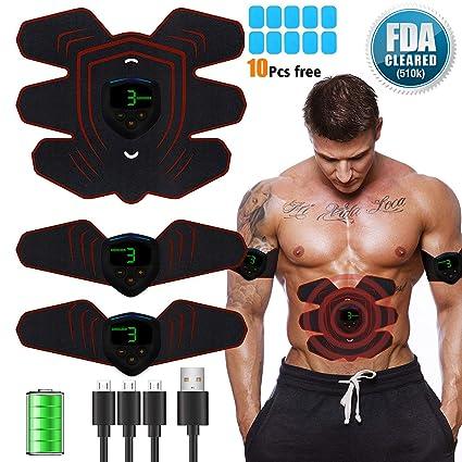 43e352e82 Amazon.com   zociko ABS Stimulator Muscle Toner