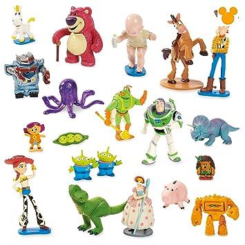 Disney Store Oficial Toy Story Mega Pack de 22 Figuras Figura Figura Playset 45bf120c772