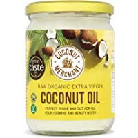Coconut Merchant - Olio di Cocco Extra Vergine Biologico Crudo, 500 ml