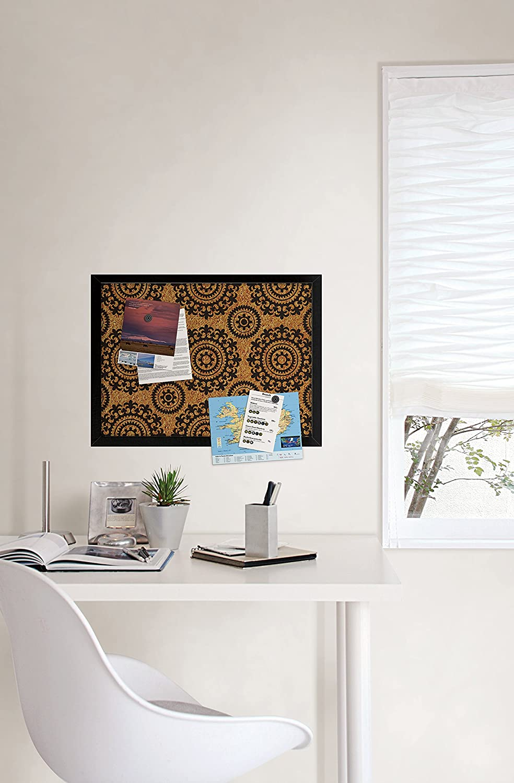 Wall Pops Phoenix Printed Cork Board: Home & Kitchen