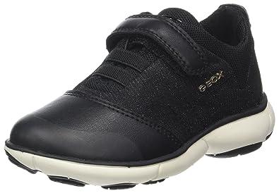 promo code 4f4fc 850d8 Geox Shoe J642DA-0AS54-C9999 J Black Nebula