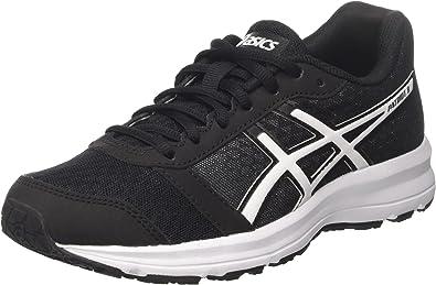 Asics T669N9001, Zapatillas de Running para Mujer, Negro (Black/White/White), 38 EU: Amazon.es: Zapatos y complementos
