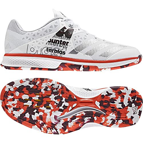the best attitude c4ff1 bf37f Adidas Counterblast Falcon, Zapatillas de Balonmano Mujer, Blanco, 8 UK  Amazon.es Zapatos y complementos