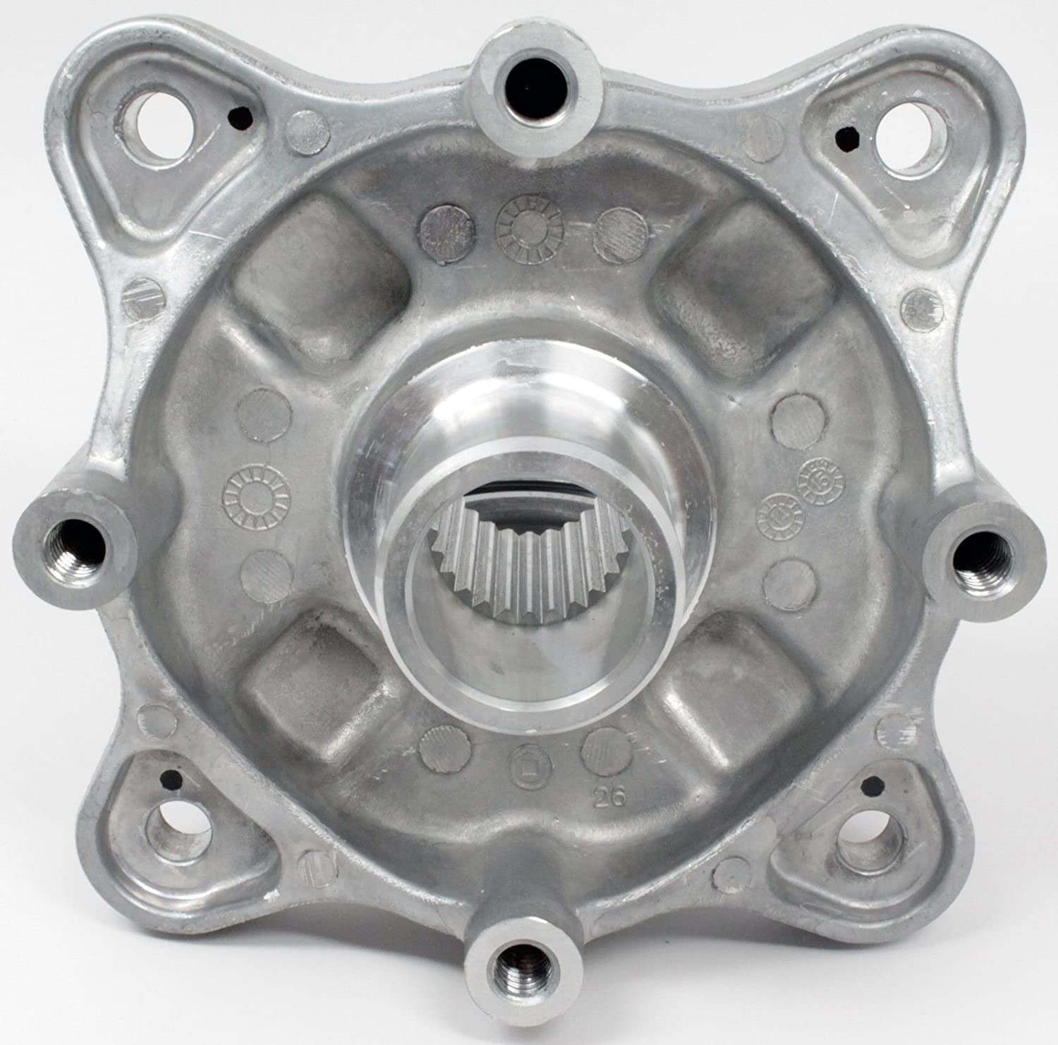 Polaris 2006-2017 Sportsman Ranger RZR 325 400 500 570 700 800 4x4 4 Crew S EFI Rear Wheel Hub 5135113 New OEM Polaris Industries Inc
