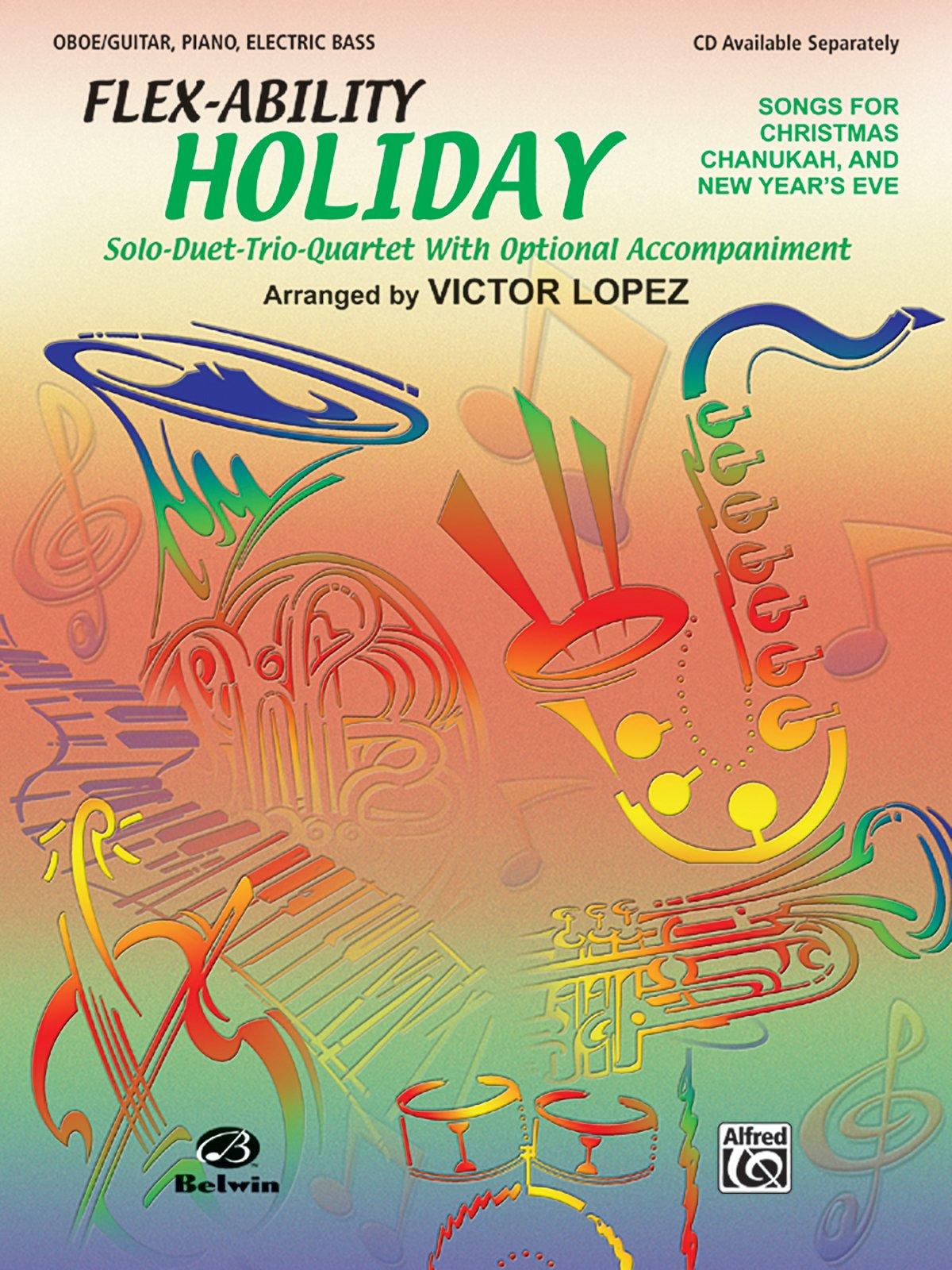 Amazon Flex Ability Holiday Solo Duet Trio Quartet With