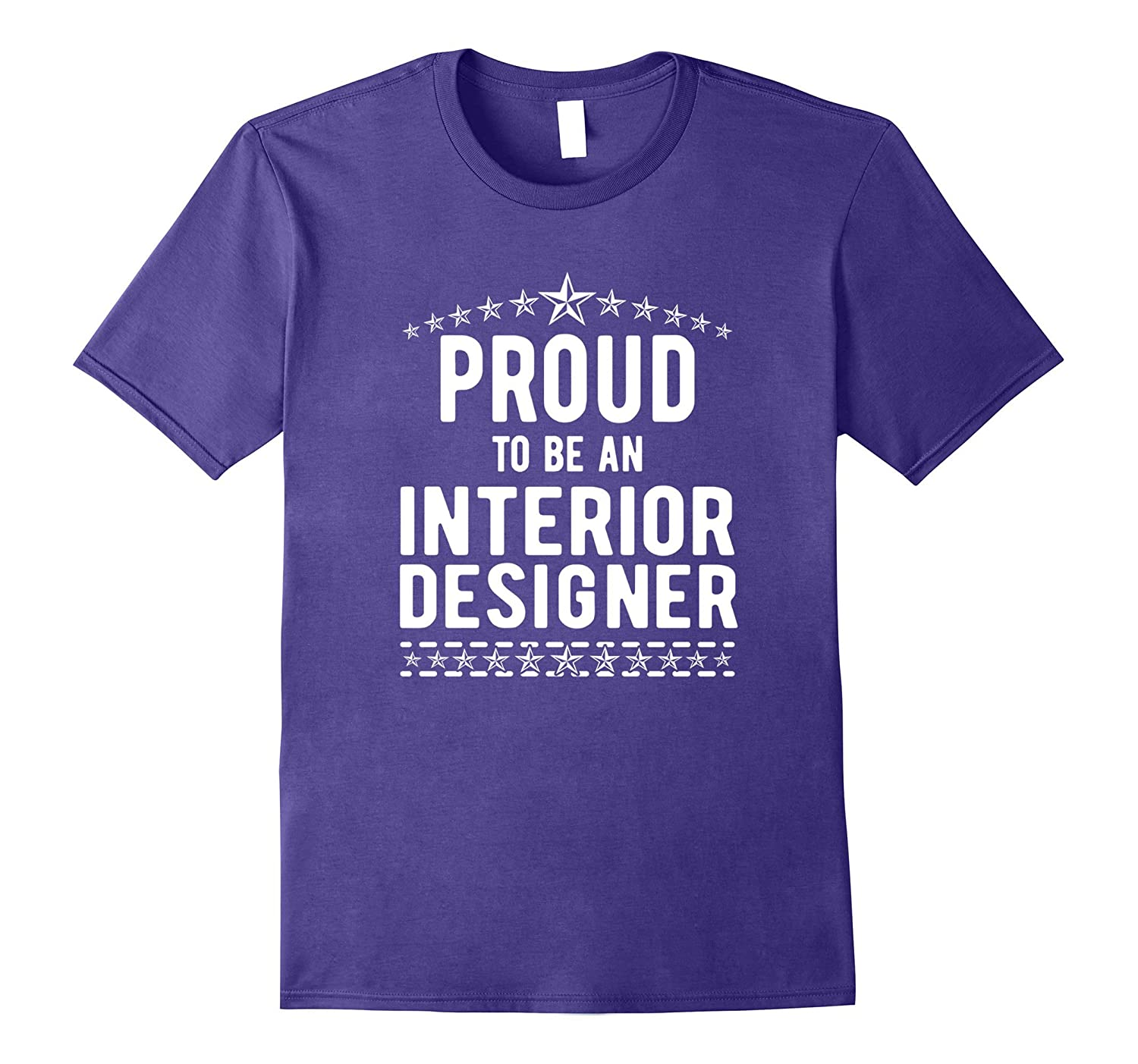The Official Proud to Be an Interior Designer T-Shirt-PL