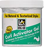 Long Aid Activator Gel for Extra Dry Hair, 16.4 Ounce