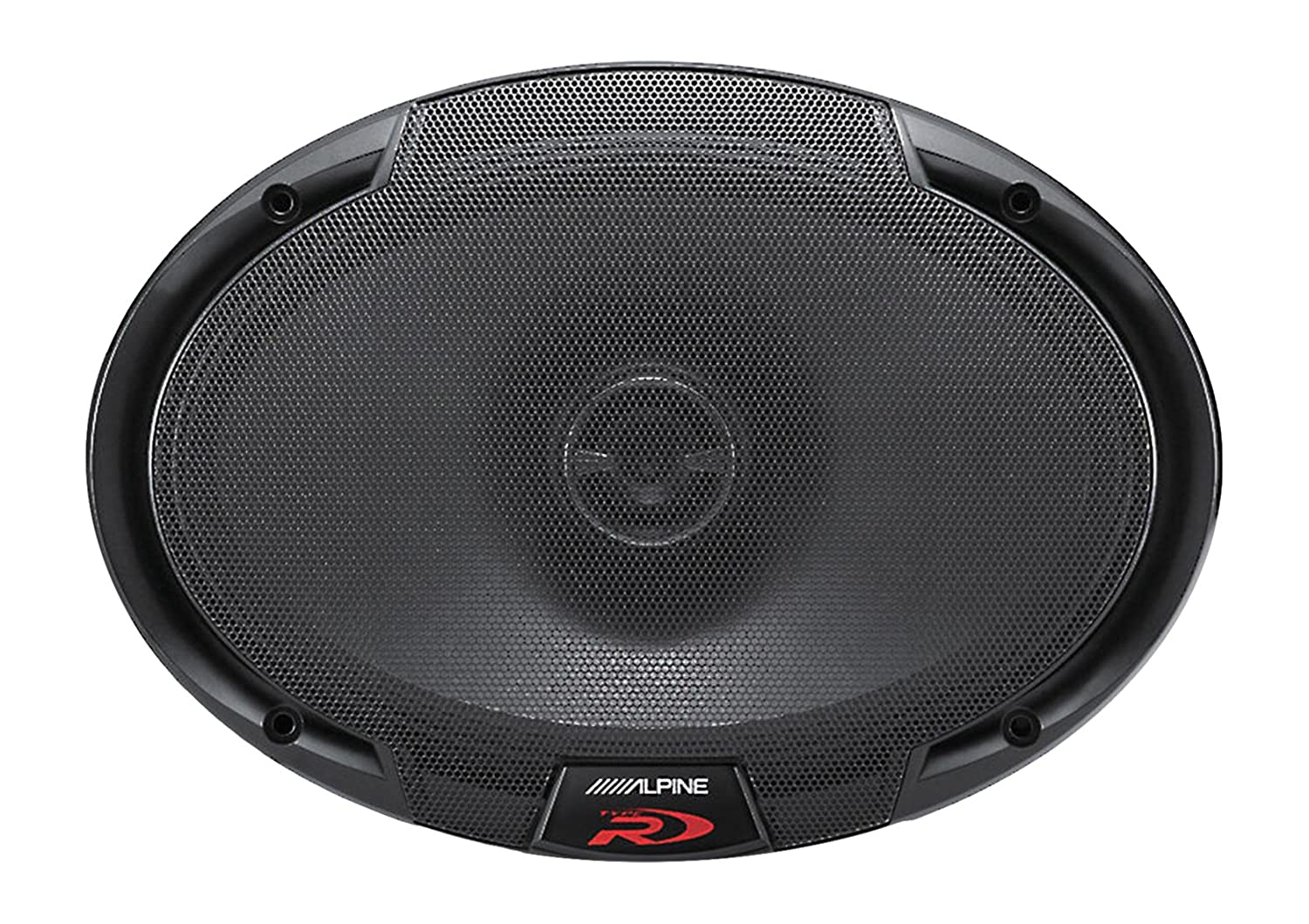 "ALPINE SPR-69 6X9"" 2-WAY COAXIAL SPEAKERS 300W PEAK / 100W RMS"