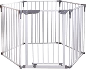 Dreambaby Royale 3-in-1 Converta Play-Pen Gate, White