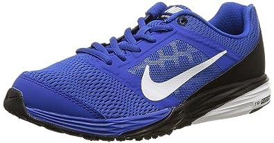6ae95536451 Nike Women s  Tri Fusion Run  Sneakers EUR 36 Black with Blue