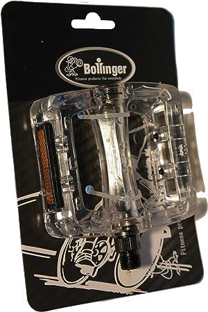Bollinger RSDP1 Pedales para Bicicleta, Transparente, Talla Única ...