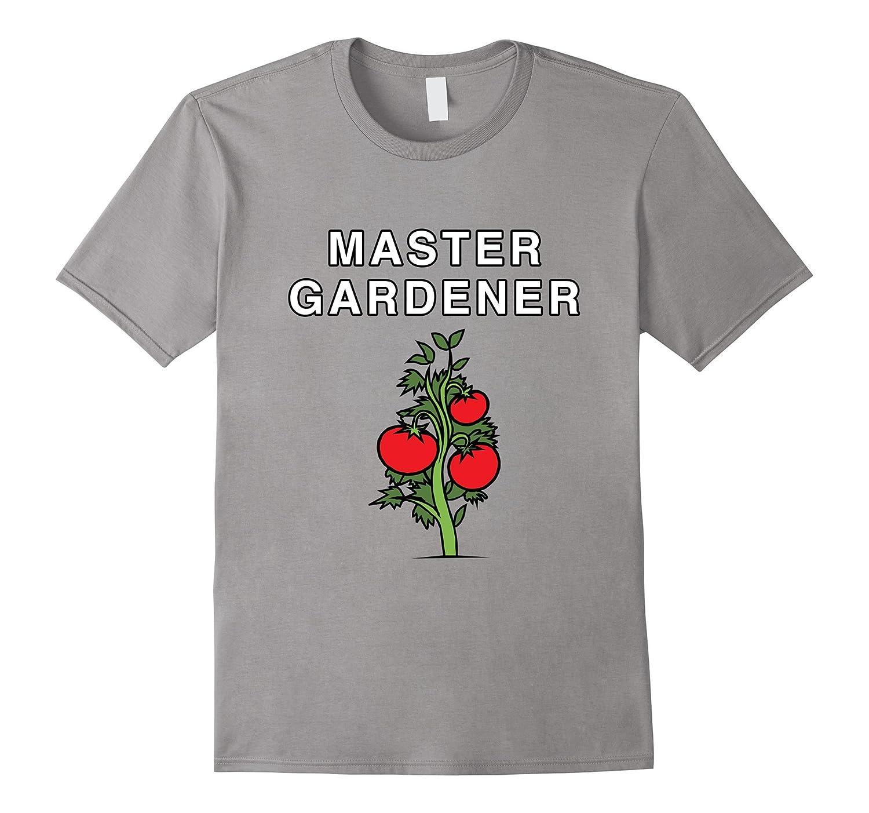 Master Gardener Tomato Plant T Shirt-TD