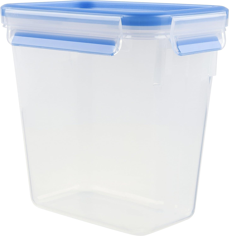 Tefal K30219 Recipiente de almacenar Comida Caja Rectangular 1,6 L Transparente 1 Pieza(s) - Recipiente para Alimentos (Caja, Rectangular, 1,6 L, Transparente, De plástico, 113 mm)