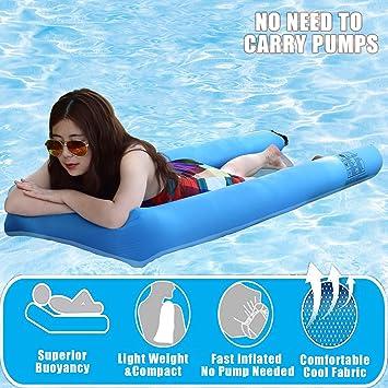 Amazon.com: Flotador de alberca para niños y adultos ...