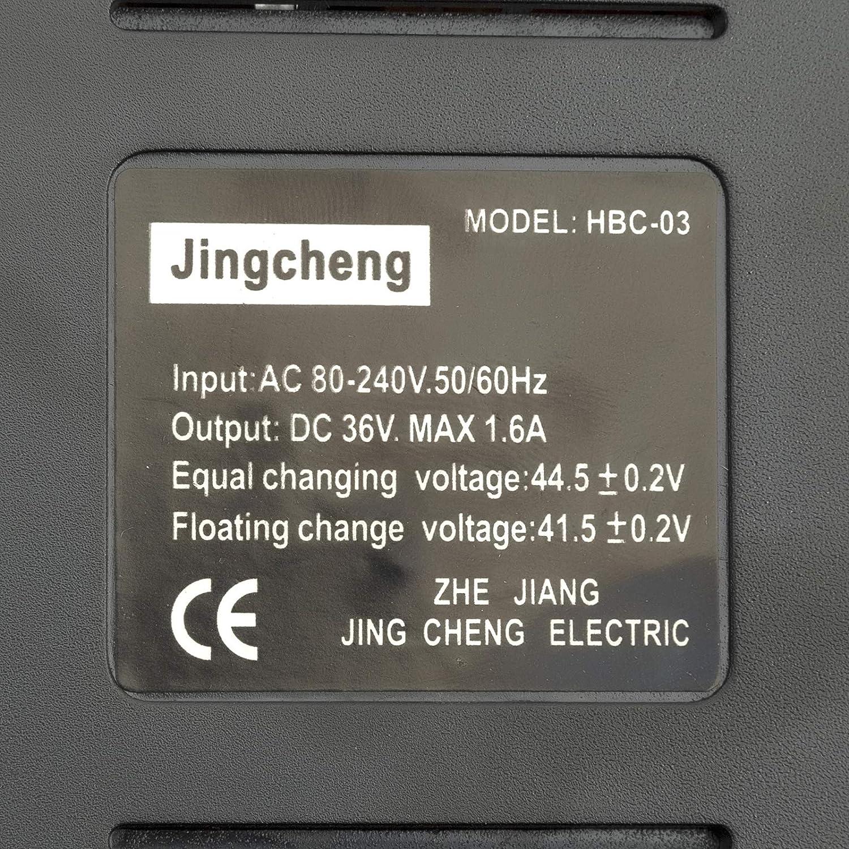 Midi Bike Electric Scooter Battery Charger 36 Volt 1.6 Amp UK Plug