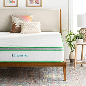 LINENSPA Best Mattresses Under 200