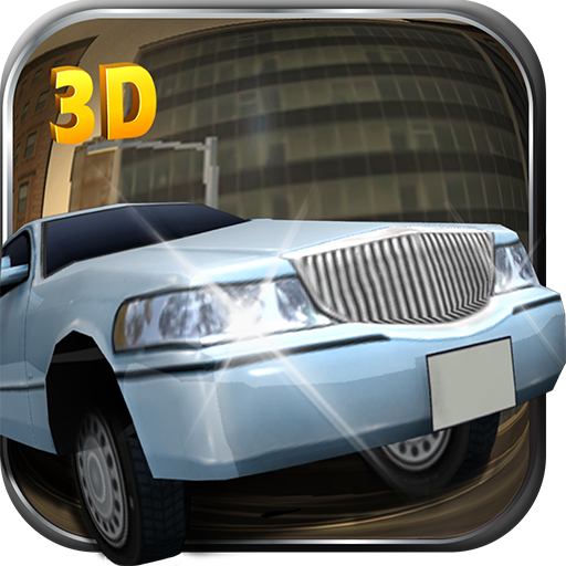 City Limo Simulator 3D - Challenging limousine driving - Celebrity Taxi