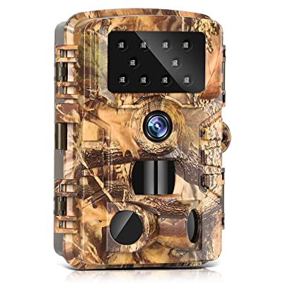 Outdoor Waterproof Hunting Trail Camera 1080P HD Night Sensor Monitoring Camera