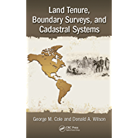 Land Tenure, Boundary Surveys, and Cadastral Systems