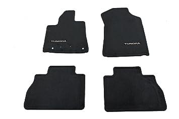Carpet Floor Mats >> Toyota Genuine Accessories Pt206 34072 12 Carpet Floor Mat For Select Tundra Models