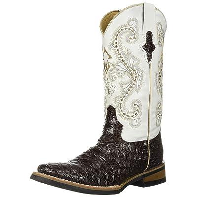 Ferrini Men's Print Anteater Western Boot | Western