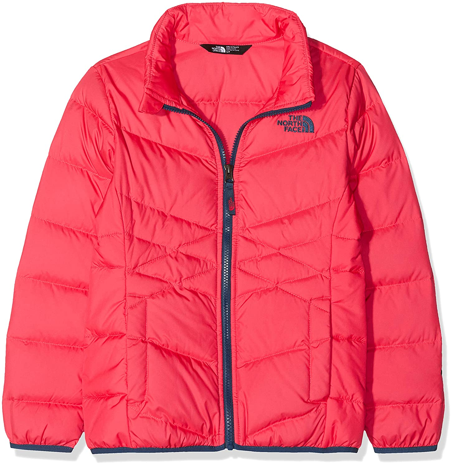 5ca6faf3e THE NORTH FACE Children s Andes Down Girl s Jacket  Amazon.co.uk ...