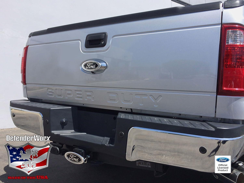 Defenderworx 98429 Blue Ford Super Duty Emblem Kit with Camera
