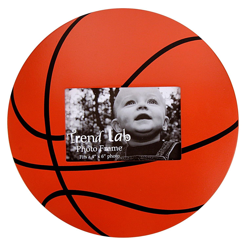 Amazon trend lab photo frame basketball nursery picture amazon trend lab photo frame basketball nursery picture frames baby jeuxipadfo Images