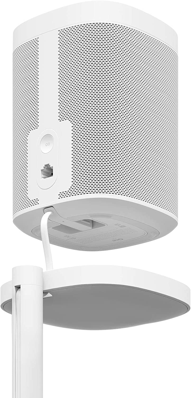 Sonos Piantana x 2 per Sonos One e Play1 Bianco