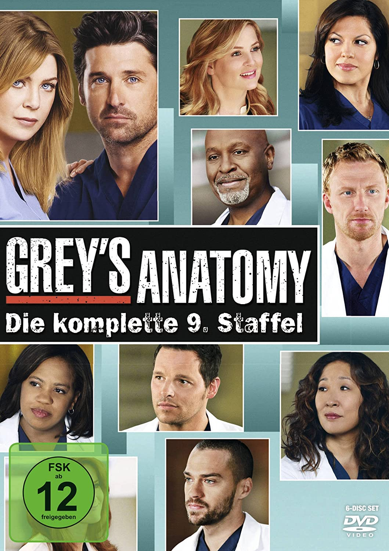 Greys Anatomy Jungen Arzte Komplette  Dvds Amazon De Ellen Pompeo Patrick Dempsey Sandra Oh Justin Chambers Eric Dane