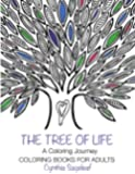 The Tree of Life: A Coloring Journey: Coloring Books for Adults