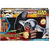 Star Wars Rebels Inquisitors Tie Advanced Prototype Vehicle with Bonus Figure Inquisitor