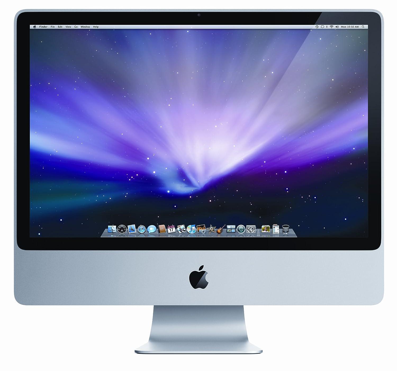 amazon com apple imac mb418ll a 24 inch desktop discontinued by