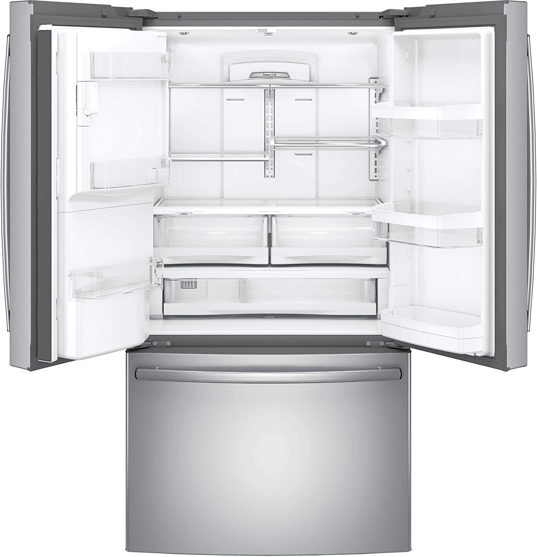 "Amazon GE GFE28HSKSS 36"" French Door Refrigerator with 27 8"