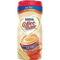 Nestle Coffee Mate Fat Free Coffee Creamer - 453g