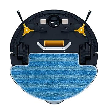 IKOHS NETBOT S10 - Robot Aspirador 4 en 1 - Barre, aspira, Pasa la mopa y friega el Suelo, Navegación Inteligente, Especial Mascotas, automático ...