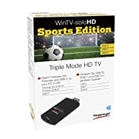 WinTV-soloHD sports edition