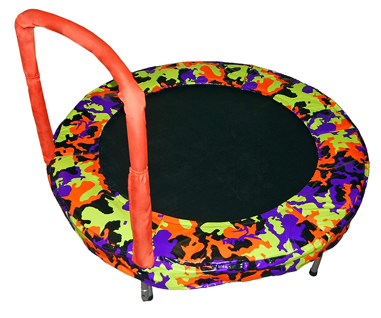 2. Bazoongi 48 inches Bouncer Trampoline
