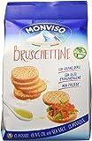 Monviso Bruschettine con Olio Extravergine di Oliva e Sale, 120 g
