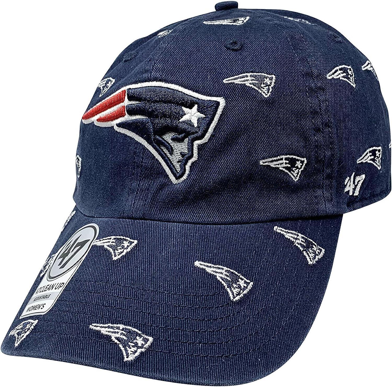 47 England Patriots MVP Adjustable Baseball Hat Low Profile Strap Back NFL Football Cap